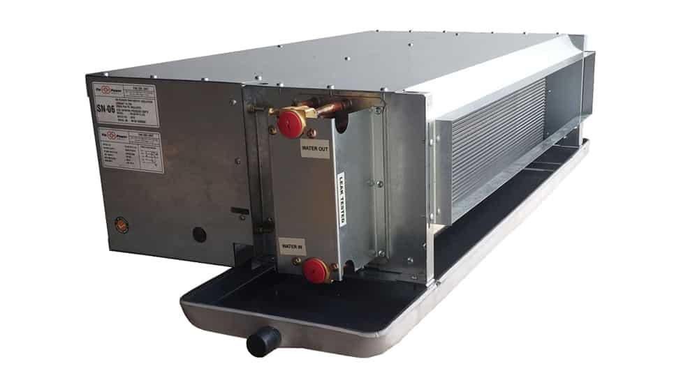 Fan Coil Units - Air Conditioning Manufacturer | Finpower