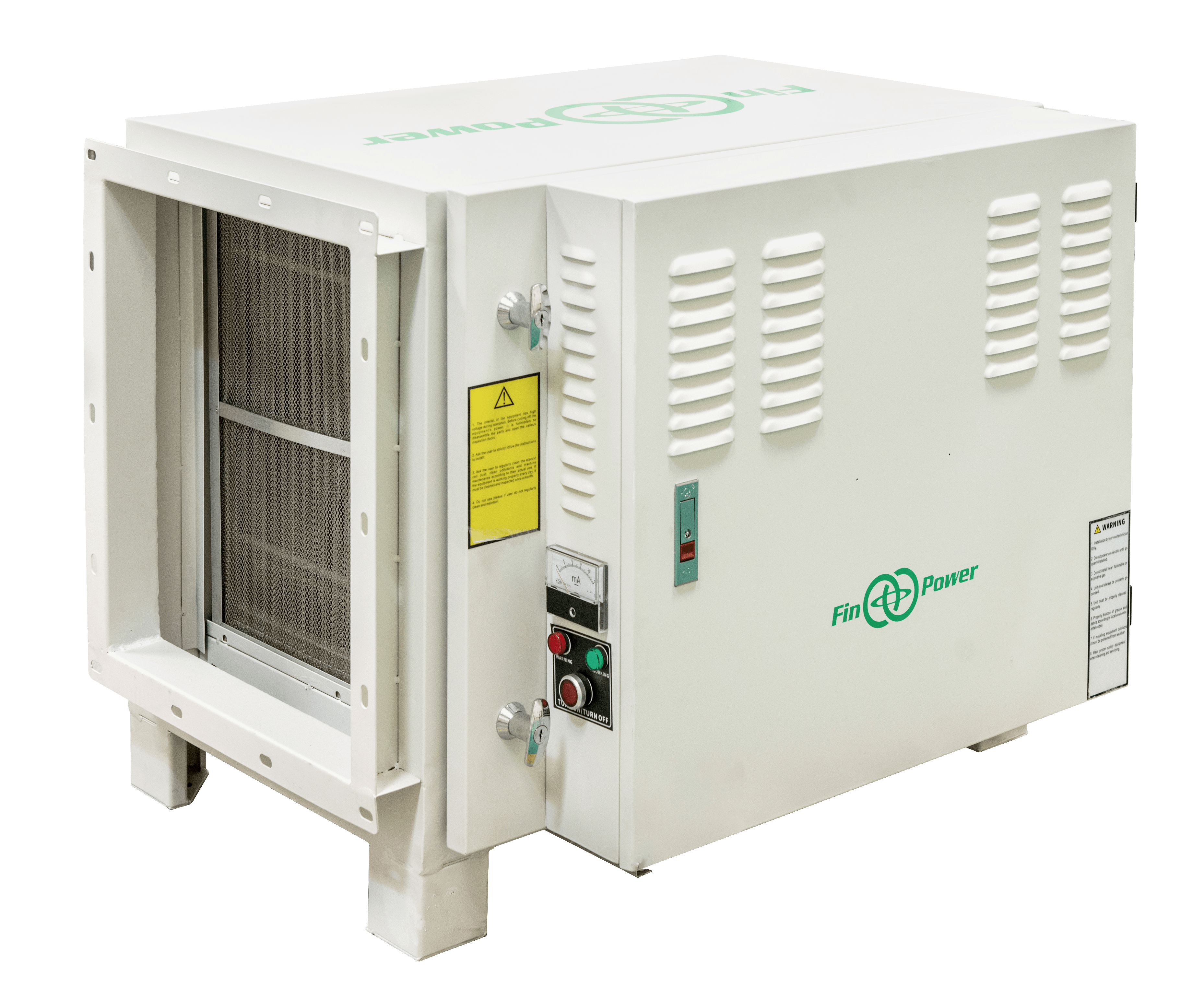 Dry Air Scrubber - Air Conditioning Manufacturer   Finpower
