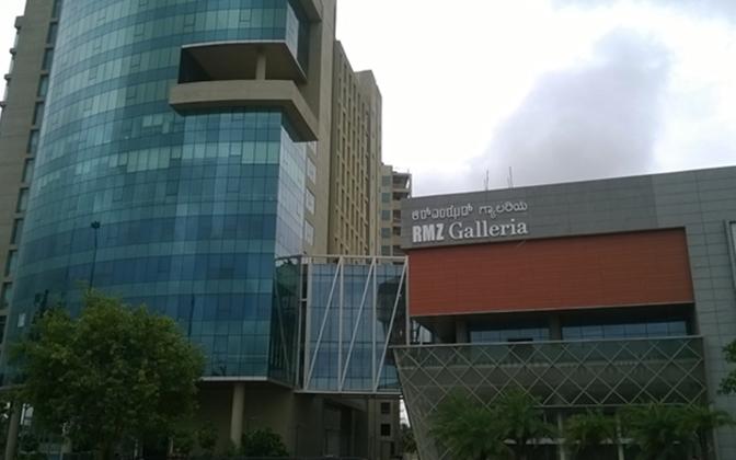 RMZ Galleria Mall
